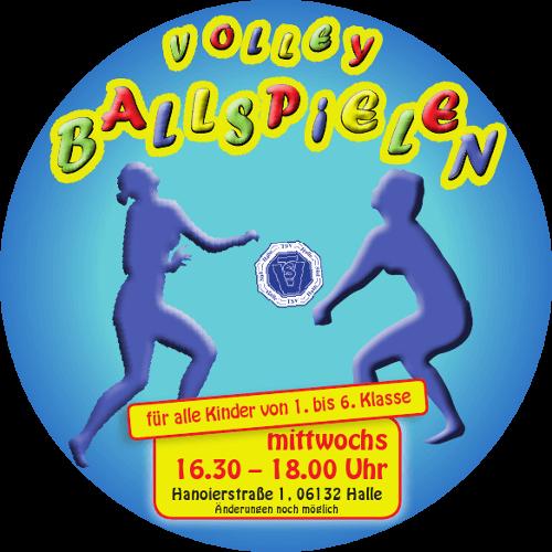 Jugendvolleyball in Halle (Saale) | Ballkids-Halle.de